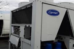 Przegląd okresowy chiller Carrier