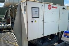 Serwis agregatów wody lodowej Trane chłodzonych powietrzem
