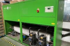 Skup agregatów wody lodowej Green Box
