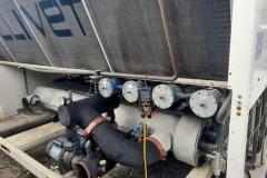 Przegląd techniczny chiller CLIVET WSAT-XSC200H ChillerTech