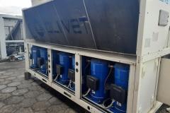 Sprzedam chiller 509 kW CLIVET WSAT-XSC200H ChillerTech