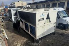 Sprzedaż chiller CLIVET WSAT-XSC200H 509 kW