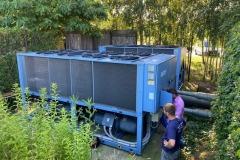 Sprzedaż agregatów wody lodowej Blue Box