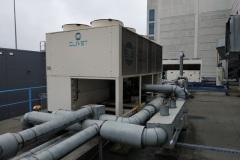 Sprzedaż agregatów wody lodowej Clivet