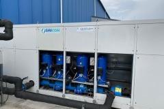 Sprzedaż agregatów wody lodowej Emicon VenaClima