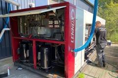 Sprzedaż agregatów wody lodowej Lennox