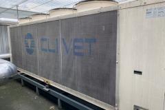 Sprzedaż agregatów wody lodowej chillerów Clivet