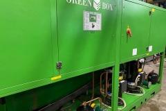 Sprzedaż chiller Green Box
