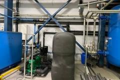 Budowa instalacji wody lodowej z chiller Trane