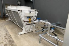 Sprzedaż dry cooler LUVE i budowa instalacji wody lodowej