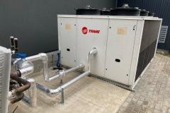 Sprzedaż i montaż agregatu wody lodowej Trane
