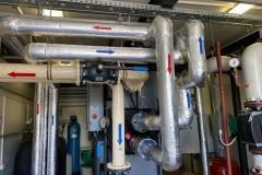 Projekt i budowa systemów wody lodowej