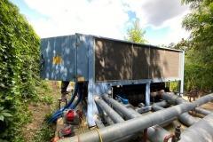 Przemysłowe systemy i instalacje wody lodowej
