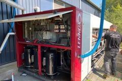 Systemy wody lodowej do chłodzenia maszyn