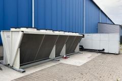 Systemy wody lodowej z Free cooling