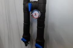 Izolacja termiczna na rurkach plastikowych ChillerTech