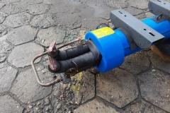 Używany wymiennik ciepła WTK 241 kW