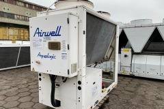 Wynajem agregatów wody lodowej Airwell