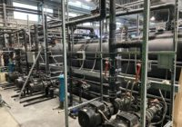 Instalacja wody lodowej