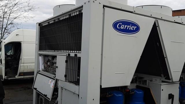 carrier serwis ChillerTech Wiktor Aptacy