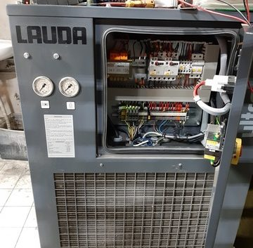 Serwis chiller Lauda ultracool