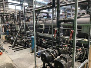 Instalacja wody lodowej Izolacja