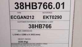 Serwis Trane ECGAN212