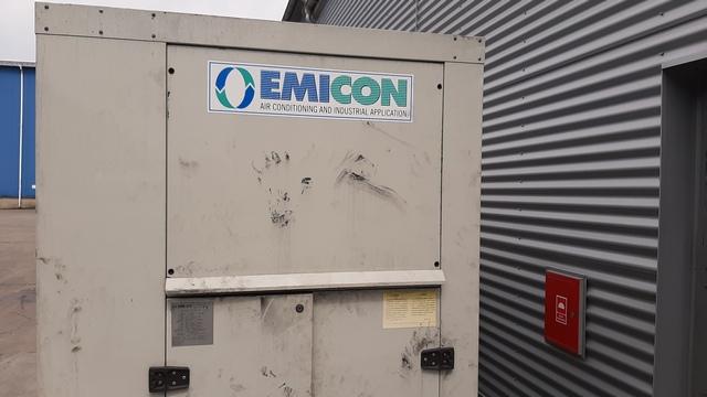 Serwis chiller EMICON RAE - ChillerTech Wiktor Aptacy