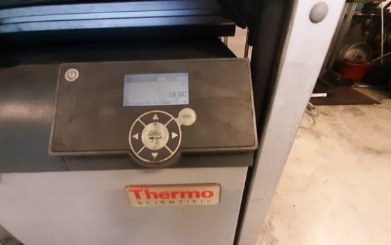 Serwis chiller ThermoFisher