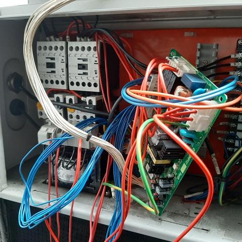 Oil Cooler HBO ChillerTech Wiktor Aptacy