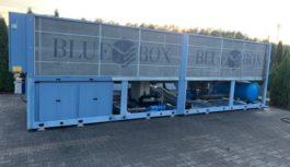 Chiller Blue Box 500 kW