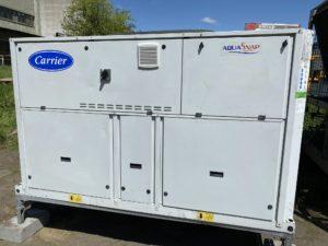 Agregat wody lodowej Carrier 140 kW
