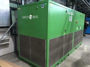 Serwis agregatów wody lodowej Green Box TWIN61