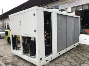 Serwis chiller Weiss Free cooling