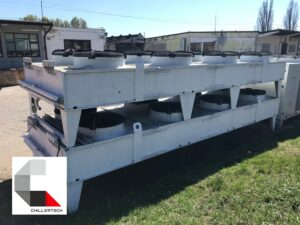 Dry cooler Free cooling 350 kW