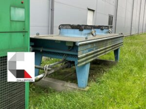 Serwis chiller Green Box TWIN38A