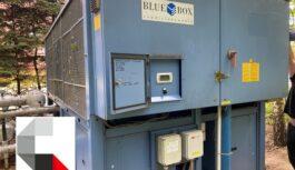 Serwis chiller Blue Box ECHOS 36.2