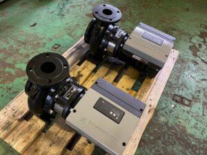Pompa wody Grundfos NBE65-160/165