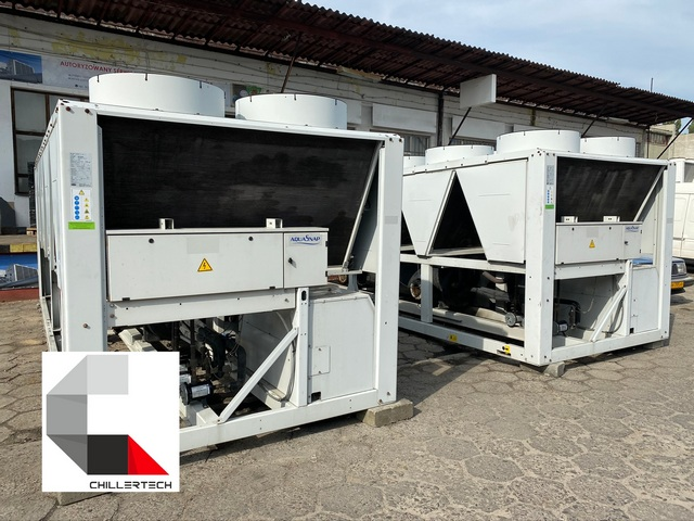 Serwis Chiller Carrier 30RB0602 M2013016421