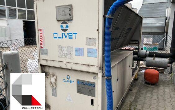Serwis chiller Clivet WSAT-XSC85D