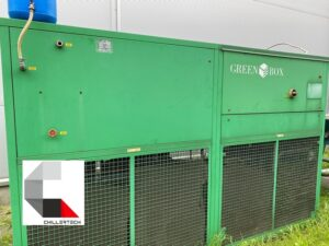 Serwis chiller Green Box TWIN38/A
