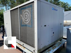 Serwis Chiller Thermocold GA-1439-D0