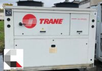 Chiller Trane ECGAN600 150 kW