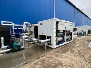 Chłodnicwo przemysłowe | ChillerTech- chłodzenie procesów przemysłowych