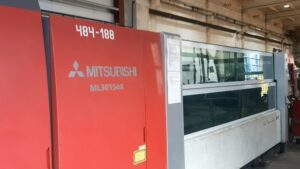 Chłodzenie Lasera do cięcia stali | ChillerTech