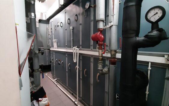 Przegląd centrali wentylacyjnej Ventus VTS VS-180