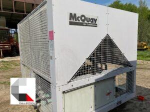 Serwis chiller McQuay McSmart400C