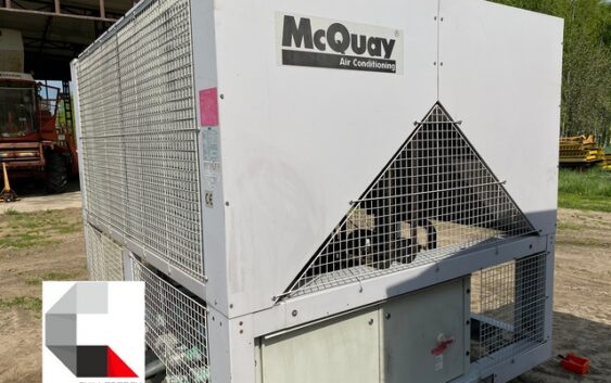 Serwis McQuay McSmart400C