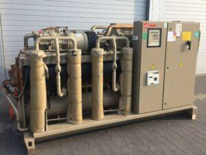 Agregat wody lodowej Trane 300 kW z gwarancją