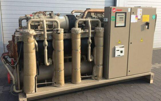 Chiller Trane 300 kW
